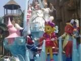 主题乐园装饰,主题乐园设计,主题乐园卡通装饰,主题乐园外包装