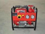 湖南消防手台式消防机动泵柴油机动泵