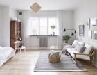 小户型装修 薄荷绿的清新住宅