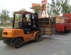 上海金山区机械移位安装工厂搬运吕巷镇叉车出租