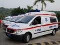 丽江私人救护车出租1371297 9989带医生设备齐全
