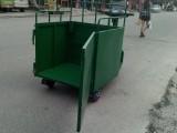 广州联升电动环卫车 垃圾车 运输车厂家