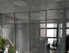 金中环广场310平,4个办公室,全套家具正对电梯口