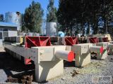 山东二手化工设备,二手1000带式压滤机,梁王结构