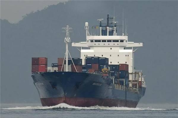 中山海运公司海运货物海运费
