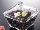 莹辉厂家批发直销糖果盒食物收纳盒亚克力日用百货纯色收纳用具