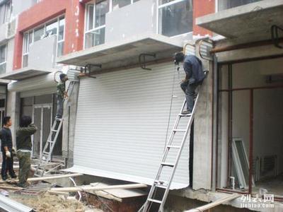 沈阳批发订做维修各式卷帘门 车库门 维修电机及配件