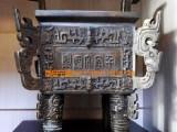 西安青铜器纯铜大方鼎,司母戊鼎克鼎单位开业乔迁大楼竣工礼品