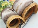 连云港特产海产品野生鳗鱼干海鲜水产干货淡晒鳗鲞白鳗水产品批发