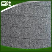 长期销售单面条纹中底1.3m 涤纶短纤复合材料 针刺无纺布厂家