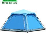 迈步户外自动帐篷多人3-4人双人超大空间露营野营防雨速开帐篷