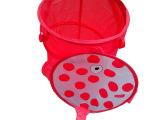 店内爆款 鱼图案卡通脏衣桶 可爱儿童收纳桶 家具创意收衣桶