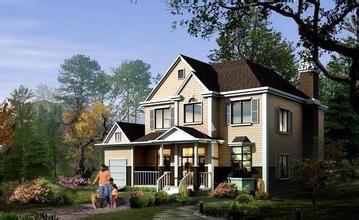 南充南部自建房 别墅 小洋房 乡镇房屋 景观设计及施工