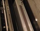 现有湖山卡拉OK音响一套转让 带2个影箱,一个功放,DVD碟机,