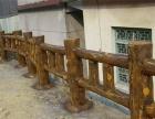 专业制作塑石:假山、假树、仿木栏杆、长廊、凉亭