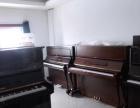 专业销售韩国进口二手钢琴英昌、三益、罗雅尔、韩一