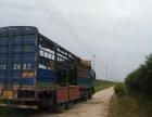 高栏前四后八货车