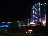 重庆灯饰亮化工程 成都夜景灯饰工程 商场幕墙灯饰工程 光纤灯