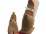 荷木弹簧鞋撑实木鞋撑/木整楦鞋撑高档鞋撑 鞋类定型防皱不变形