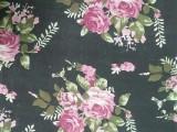 牡丹花-印刷牛皮革 真皮牛皮 同睿皮革