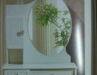 欧式田园系列梳妆镜衣柜大床