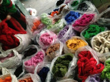厂家特价批发零售 现货羊毛毡戳戳乐手工diy材料包进口羊毛条
