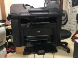 惠普HP Lasejef1536dnfMFP黑白激光一体机
