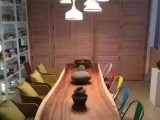 胡桃木 餐桌 茶桌 设计家居 厂家