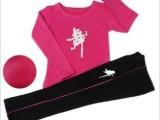 儿童练功服 舞蹈服装 少儿拉丁服 儿童运动套装 长袖加厚加绒套装