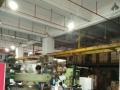 福永桥头600平米一楼六米厂房转让,带装修,有阁楼