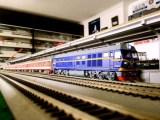 火车模型利顺恒达火车模型暑期惠利活动闪亮登场