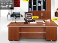 重庆老板桌办公桌经理桌大班台办公桌椅组合 尺寸定做厂家批发价