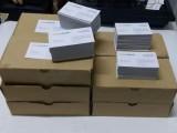 沙井名片印刷 松岗名片制作 公明周边做名片的