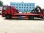 挖机平板运输车厂家低价出售平板车