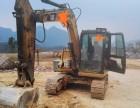 工作中挖掘机转让
