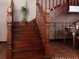 供应室内实木楼梯 楼梯扶手立柱踏步板配件