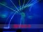 保定市高开区府轩广告大型激光舞精彩演绎,承接商业演出