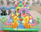 山西大同充气滑梯儿童室外集会充气蹦床趣味充气城堡设备
