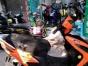 鬼火5代踏板车,年审到2019年,所有手续牌照齐全