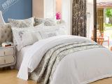 豪华酒店客房床上用品四件套 60S*80S超柔细精选全棉床上用品