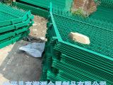 亨润源专业生产各种规格护栏网、隔离栅等现货供应