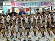 风斗士跆拳道青岛跆拳道学校跆拳道为什么要考级