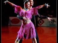 博优舞蹈专业成人拉丁舞双人舞基础班提高班