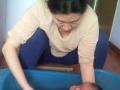 爱贝佳总部专业提供月嫂、育儿嫂、催乳、满月发汗服务
