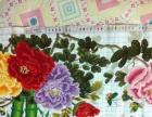 出售富贵花图,长1米23宽62cm自己秀的,三个月完成,