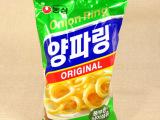 韩国进口食品膨化批发 农心原味洋葱圈 8
