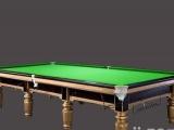 台球桌组装调试水平 台球桌维修换 布 台呢