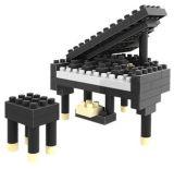 俐智 loz小颗粒迷你钻石积木Diamond Blocks 9305钢琴nano