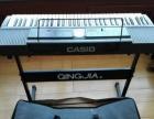 出售自用卡西欧电子琴(带琴架和琴袋)