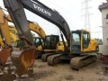昆明个人二手挖机转让210沃尔沃挖掘机